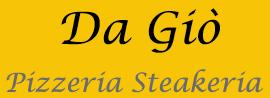 Da Giò – Pizzeria Steakeria